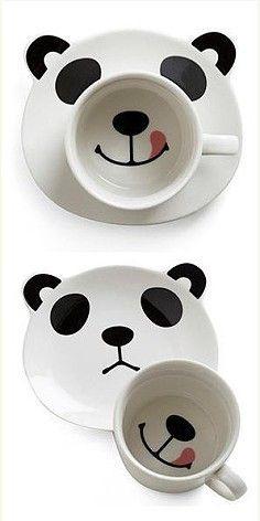 Cuuuute panda set! #kawaii   #home