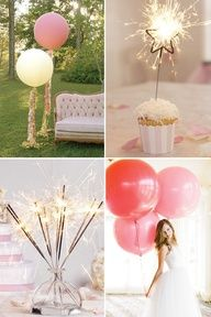 love these giant baloons for photos