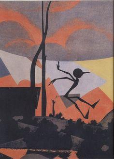 Leo Mattioli. Le Avventure di Pinocchio. Firenze, Vallecchi, 1955