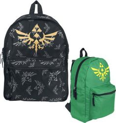 The Legend of Zelda  Backpack  »Zelda Reversible Backpack« | Buy now at EMP | More Fan merch  Backpacks  available online ✓ Unbeatable prices!