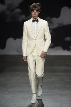 Tiger of Sweden Men's RTW Spring 2016