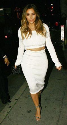 Stephan Noli Blog: Who Wore It Better? - Kim Kardashian Vs Ebube Nwag...