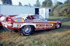 Wonder Wagon Funny Car