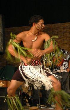 Haka traditional dance of New-Zealand