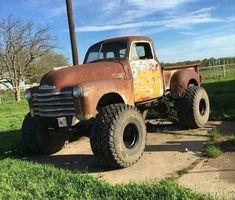 Custom VANS natural BABES & other bad ass transportation. Custom Trucks, Lifted Trucks, Cool Trucks, Chevy Trucks, Pickup Trucks, Lifted Chevy, Chevy Pickups, Chevy 4x4, Chevy Stepside