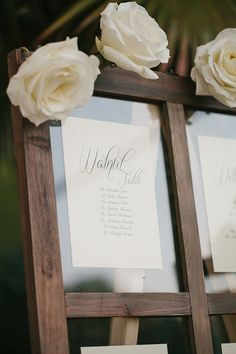 Unique Wedding Seating Chart-Rustic Wedding- Elegant Wedding- Place Card- Riley Collection on Etsy, $20.00