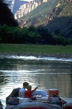 Desolation River Rafting, Green River