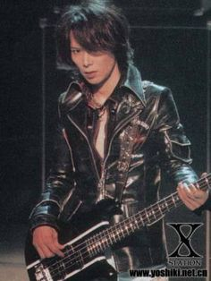 Heath. X Japan