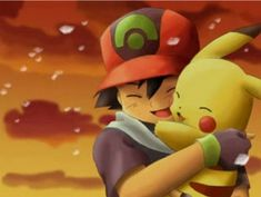 Sasha & Pikachu <3