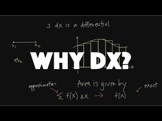 Why do integrals always have a dx? Fun Math, Math Activities, Ap Calculus, Differential Calculus, Statistics Math, Math Major, Cheat Sheets, Secondary Math, Basic Math