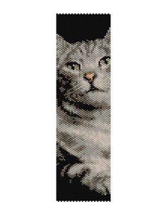 Cat 1 Peyote Pattern