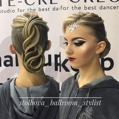 РИТМ 2016! Ballroom make-up and hairstyle by Darya Stolbova Имидж-студия @artecreo Запись: +7 (977) 804-22-01 / Direct. #ballroom #ballroommakeup #ballroomhairstyle #artecreo #артекрео #stylistStolbova