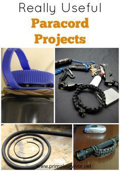 Paracord Projects So Useful that they Could Save Your Life. Of all the EDC items I like to keep on me, paracord is my favorite. There are literally hundreds of uses for paracord, like fixing a broken boot lace. You are probably already familiar with the paracord bracelet as a way to always have paracord on you at all times. But bracelets are just one of many cool paracord projects you can make. Check out these paracord projects which are as useful as they are cool.