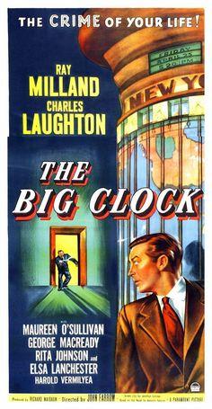 """[1948] Interesante película. Algunos tintes cómicos. El adulterio de Ray Milland pasa desapercibido. Relación tipo Mr Burns / Smithers para Charles Laughton y George Macready con alguna escena pseudo homosexual encubierta. Se deja ver con suma facilidad. El remake de Costner (""""No hay salida"""") también está bien. Un 8/10."""