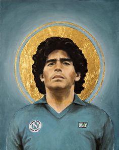 El genio que inmortaliza a los genios del fútbol ⚽️
