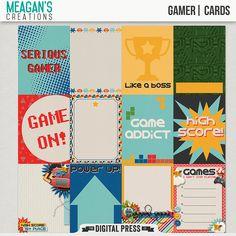 Gamer | Cards
