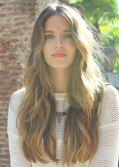Long #Waves #Hair                                                                                                                                                                                 More