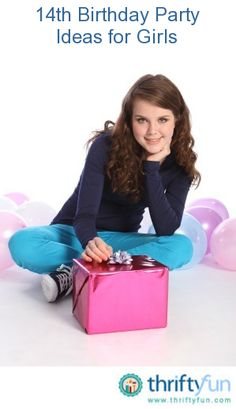 This guide contains 14th birthday party ideas for girls. A 14th celebration can be a challenge to plan for these energetic young teens.
