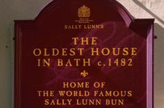 Sally Lunn's Historic Eating House & Museum - Tea Room/Coffee Shop in Bath, Central Bath - Visit Bath