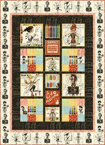 Quilting Treasures Free Patterns | Free quilt pattern for Quilting ... : quilting treasures free patterns - Adamdwight.com