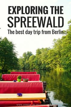 Visit the Spreewald forest in Germany as the best day trip from Berlin. Gherkins and boat tours, ancient culture and pristine nature - there are just so many things to in the Spreewald, Germany. Click for more!