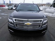 2015 Chevrolet Suburban LTZ1500 4x4 LTZ 1500 4dr SUV SUV 4 Doors Black for sale in Frankfort, IL Source: http://www.usedcarsgroup.com/used-chevrolet-suburban-for-sale