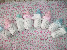 souvenirs nacimiento crochet - Buscar con Google