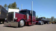 JDT Trucking Peterbilt 379