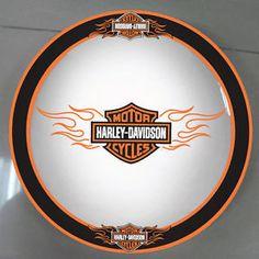 Harley Davidson Flame Design Ceramic Plate HD FLM 586 | eBay  sc 1 st  Pinterest & MATURE CERAMIC FIGURINE Erotic Sexy Motorcycle Girl Ceramics Unique ...