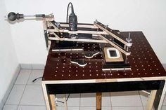 Ralph G's Dremel pantograph