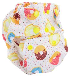 Smart Bottoms Dream Diaper in Sprinkles.