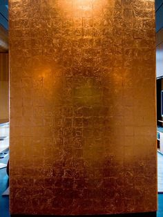 WOW WOW and one more WOW...Copper Wall Design