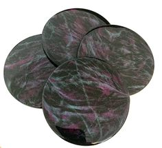 Art Abstrait, Coasters, Creations, My Arts, Artist, Drink Coasters, Coaster Set