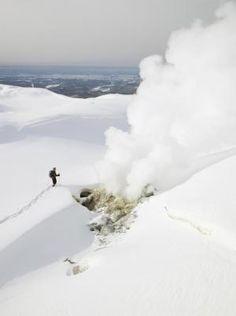 6 x Japanin lumet. Daisetsuzan, Japani.   Mondo.fi