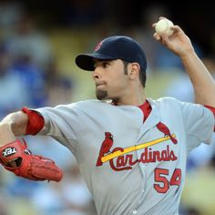 SEPTEMBER Jaime Garcia of the St. Louis Cardinals pitches against the Los Angeles Dodgers during the first inning at Dodger Stadium on September 2012 in Los Angeles, California. Cardinals Baseball, St Louis Cardinals, Jaime Garcia, Red Gloves, Dodger Stadium, Los Angeles Dodgers, The St, Boys Who, Pitch