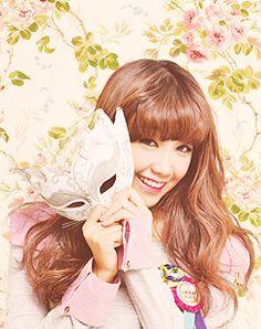 Eunji - Pretty Like a Flower A Pink