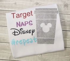 Target, Naps, and Disney Are All I Need to be Happy