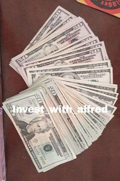 """""""The stock market is a device transferring money from the impatient to the patient. Let's win that money. Dm for more info. Cash Money, Mo Money, Money Tips, Make Money Online, How To Make Money, Diy Online, Money On My Mind, Money Stacks, Hobbies For Men"""