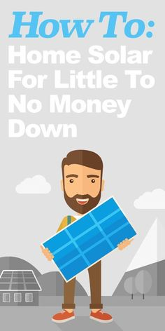 A little-known government program called the Residential Renewable Energy Tax Credit helps put solar on your home. Learn how to reduce your utility payments by hundreds of dollars per year before the tax credit expires! #RenewableHomeEnergy