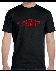 E36 M3 T-ShirtTee Custom New Free Shipping Camiseta Playera #Gildan #ShortSleeve