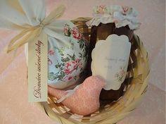 Darčekový košík by margo - SAShE.sk - Handmade Aranžovanie
