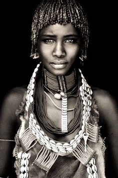 Mario Gerth's African Portraits