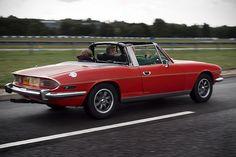Triumph Stag ^ https://de.pinterest.com/barry2648/cars-triumph-stag/