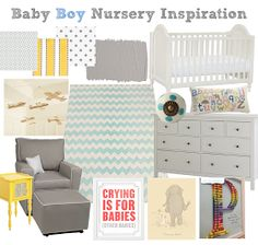 Scott & Kayley: Baby Boy Nursery