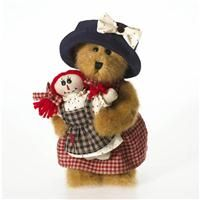 Boyds Bears Plush Collection