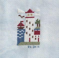 Renee's Stitching: Lighthouse