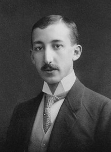 Hevesy György 1913-ban (forrás: Wikimedia Commons)