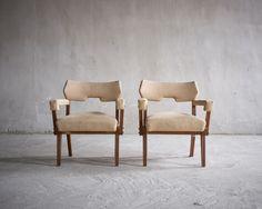 Augusto Romano - Lounge Chairs