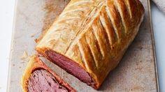 Beef fillet with Parma ham