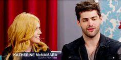 Katherine and Matthew